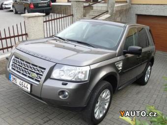 Prodám Land Rover Freelander 2,2TDi Koup. ČR Panorama, Tažné