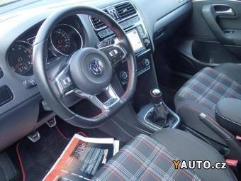 Prodám Volkswagen Polo 1.8TSI GTI 141kW ČR XENON NAVI