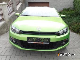 Prodám Volkswagen Scirocco 1,4TSi 118kW XENONY