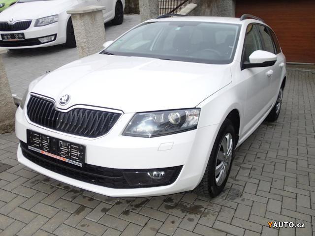 Prodám Škoda Octavia 1,6TDi ELEGANCE XENON REZERVAC