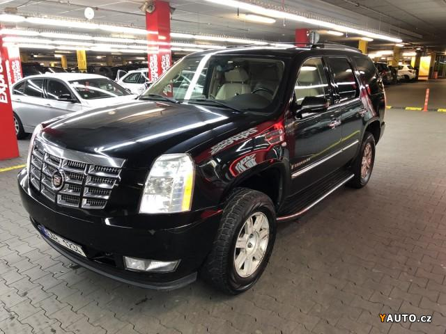 Prodám Cadillac Escalade 6.2 i + LPG *Super Cena*