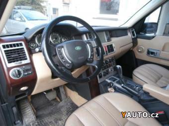 Prodám Land Rover Range Rover 3.0 TD VOGUE