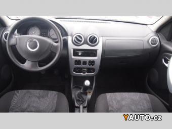 Prodám Dacia Logan 1,4i Arctica