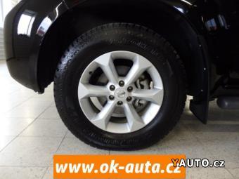 Prodám Nissan Navara 2.5 dCi KING CAP 99 000 KM-DPH