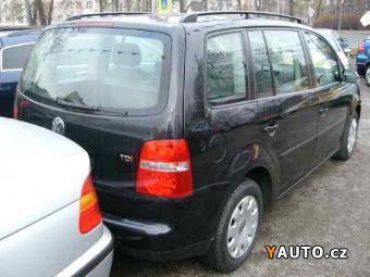 Prodám Volkswagen Touran 1.9 TDI 1maj Serviska