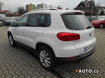 Prodám Volkswagen Tiguan 2,0 TDI 4M Sport od 5% 0% nav.