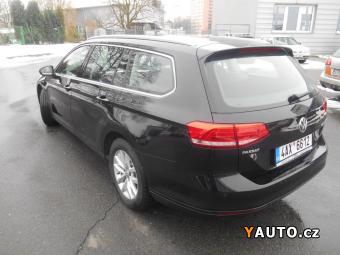 Prodám Volkswagen Passat Variant 2,0 TDI Comfortline
