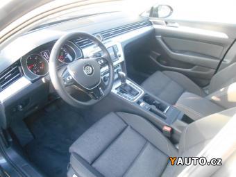 Prodám Volkswagen Passat 2,0 TDI DSG Comf. 0% nav.