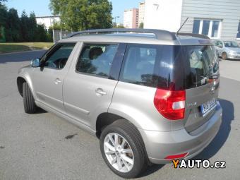 Prodám Škoda Yeti 2,0 TDI 4x4 Amb. 0% navýšení