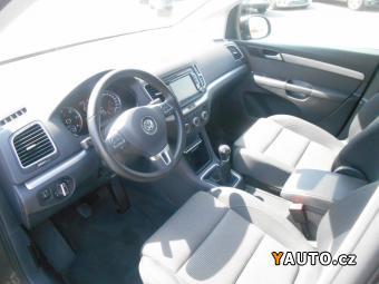 Prodám Volkswagen Sharan 2,0 TDI Comf. 0% navýšení