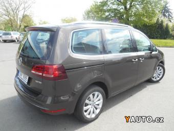 Prodám Volkswagen Sharan 2,0 TDI High. 0% navýšení