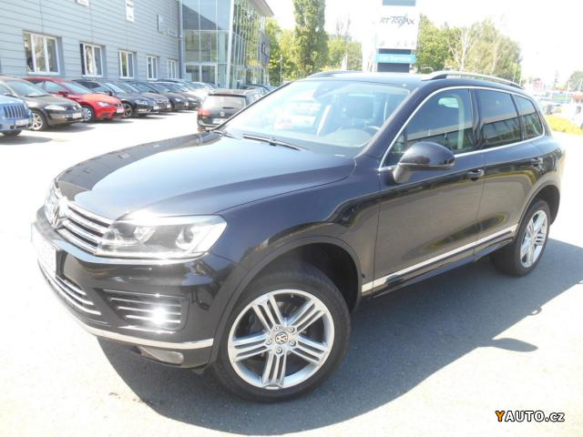 Prodám Volkswagen Touareg 3,0 TDI 4x4 Exclusive, vzduch