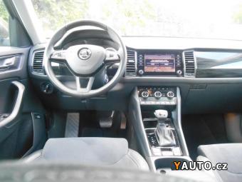 Prodám Škoda Kodiaq 2,0 TDI 4x4 DSG Style navi