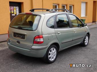 Prodám Renault MEGANE SCENIC 1.9 DCi SPORT WAY