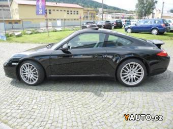 Prodám Porsche 911 3.6i 1. MAJITEL, 997-FACELIFT