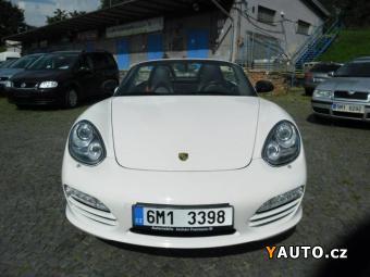 Prodám Porsche Boxster 2.9i 1. maj., SERVISKA PLNÁ