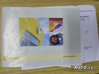 Prodám Renault Modus 1.6i PLNÁ SERVISKA 1. MAJITEL