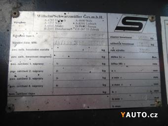 Prodám Schwarzmüller TKIA 2, E