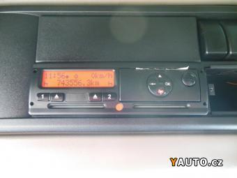 Prodám DAF XF 105.460 LowDeck, Manuál