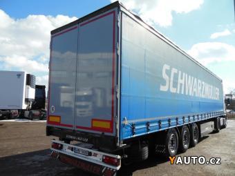 Prodám Schwarzmüller SPA 3, E, Paletový koš