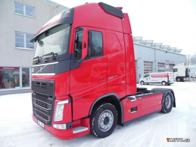 Prodám Volvo FH 13, 500, Globe XL