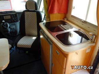 Prodám Challenger GENESIS Transit 2.2TDCi 96kW-NAFTOVÉ TOPENÍ