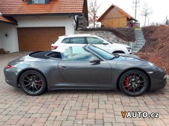 Prodám Porsche 911 3.8 294kW CARRERA 4S-DPH