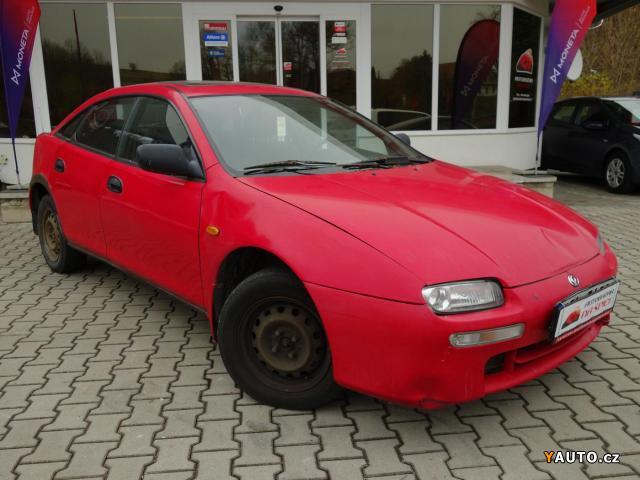 Prodám Mazda 323 F 1.8i 16V 84kW -EKO PLACENO