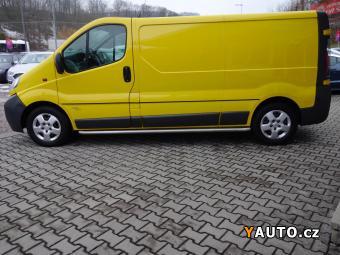 Prodám Opel Vivaro 1.9Di 60kW L2-H1