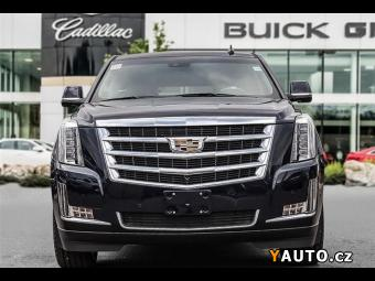 Prodám Cadillac Escalade Luxury V8, EU navi
