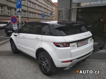 Prodám Land Rover Range Rover Evoque NAVI, kůže, zadní kamera