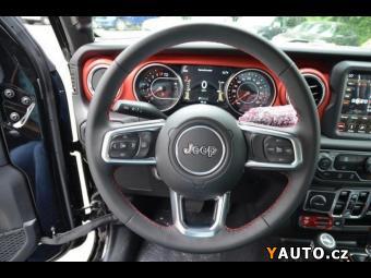 Prodám Jeep Wrangler Nový model Rubicon - na cestě