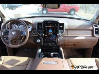 Prodám Dodge RAM Novinka 2019  Longhorn