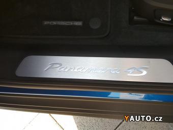 Prodám Porsche Panamera 4 S Diesel
