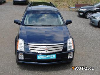 Prodám Cadillac SRX 3,6i