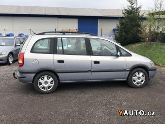 Prodám Opel Zafira 1,8i 7 MIST