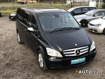 Prodám Mercedes-Benz Viano 3.0 CDI NAVI DVD