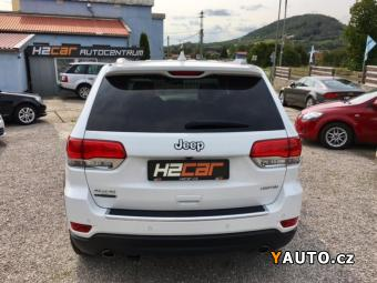 Prodám Jeep Grand Cherokee 3.0 CRDI - Limited - 4x4