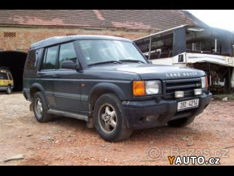 Prodám Land Rover Discovery Land Rover Discovery 2 Td5