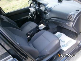 Prodám Chevrolet Aveo 1.2i 16V-LPG