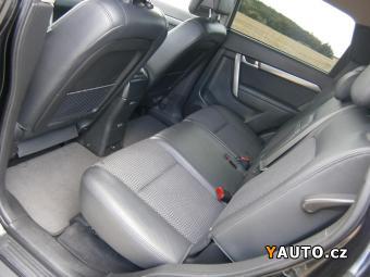 Prodám Chevrolet Captiva 2.4i LPG