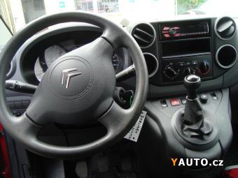 Prodám Citroën Berlingo 1.6 HDi 75 Multispace, nové v