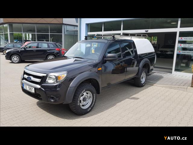 Prodám Ford Ranger 2,5 model 2010 facelift