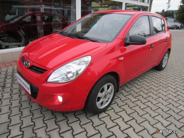 Prodám Hyundai i20 1.2 i, 1. majitel