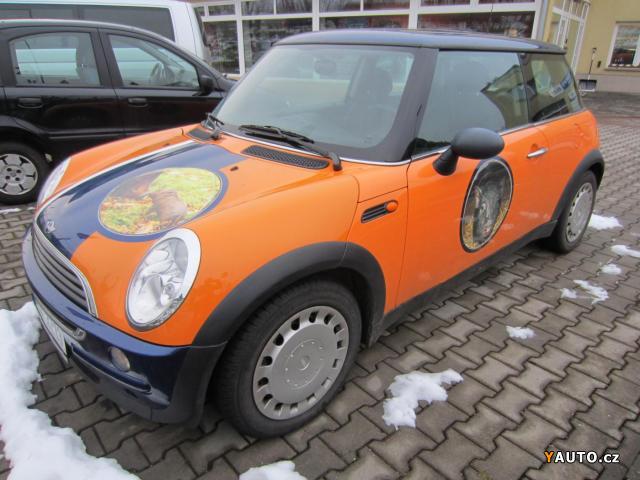 Prodám Mini Cooper  R50 1,6 i