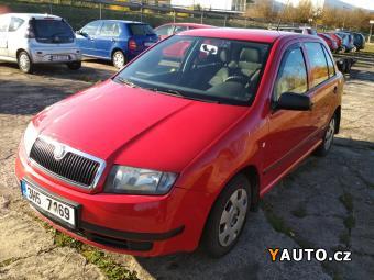 Prodám Škoda Fabia 1,2