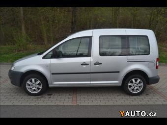 Prodám Volkswagen Caddy 1,6 MPi - LIFE - Bez koroze