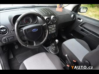 Prodám Ford Fusion 1,6 i