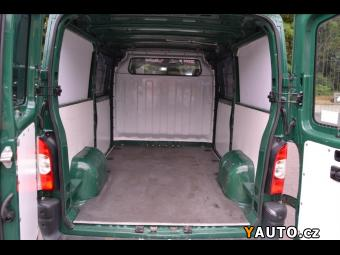Prodám Opel Movano 2,5 CDTi - 2x šoupačky