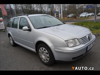 Prodám Volkswagen Bora 1,6 i - Automat